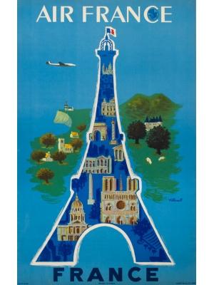 Vintage Posters Air France