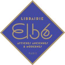 Librairie Elbé Paris, affiches anciennes et modernes